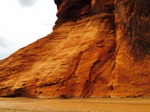 canyon rock and floor